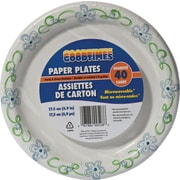Goodtimes Printed Paper Plate, 7""