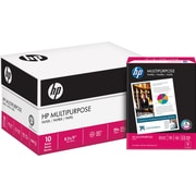 "HP® FSC-Certified Multipurpose Paper, 20 lb., 8-1/2"" x 11"""