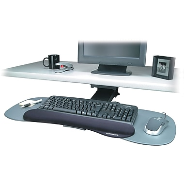 Kensington® Expandable Keyboard Platform with SmartFit System