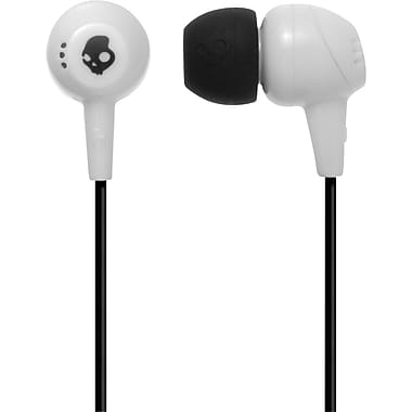 Skullcandy™ Jib Earbuds, White