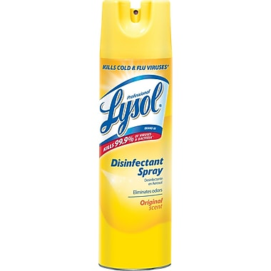 Professional LYSOL® Disinfectant Spray, Original Scent, 19 oz.
