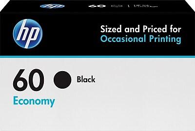 HP 60 Black Economy Ink Cartridge (B3B05AN)
