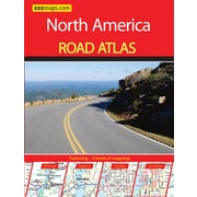 MapArt - Atlas routiers pour l'Amérique du Nord