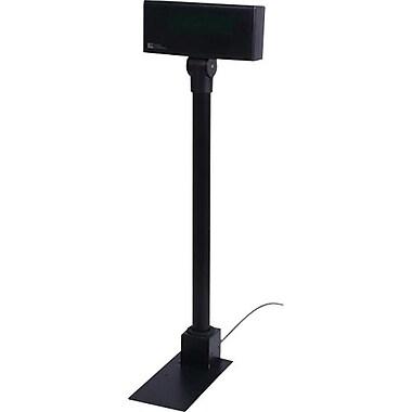 LOGIC CONTROLS 120 VAC USB 2 x 20 Vacuum Fluorescent Pole Display