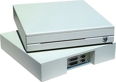 LOGIC CONTROLS Compact Cash Drawer, 3.3