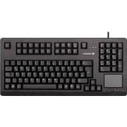 CHERRY® Light Gray 104 Keys USB 2.0 G80-11900 Compact Keyboard
