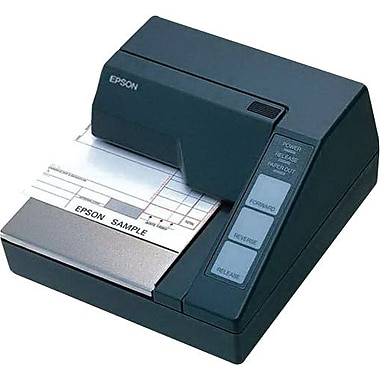Epson® TM-U295 2.1 lps Parallel 7 Pin Shuttle Impact Dot Matrix Compact Receipt Printer