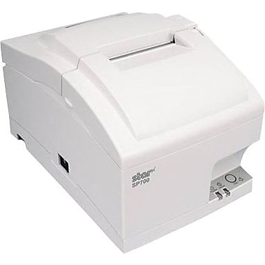 star SP712ML 203 dpi 13 Receipt/min 9 Pin Serial Impact Dot Matrix SP700 Friction Receipt Printer