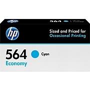 HP 564 Cyan Economy Ink Cartridge (B3B12AN)