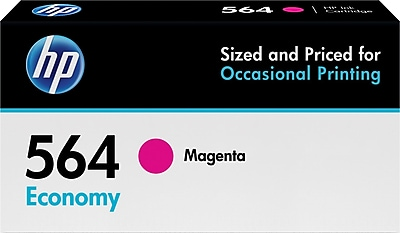 HP 564 Magenta Economy Ink Cartridge (B3B13AN)