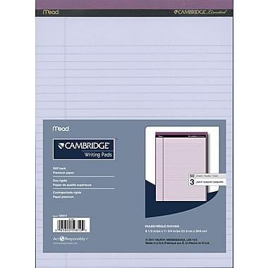 Cambridge® Perforated Pads, 8-1/2