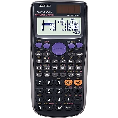 Casio® - Calculatrice scientifique FX-300ESPlus