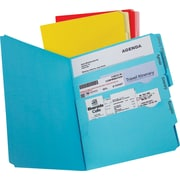 Pendaflex® Divide It Up® Multi-Section File Folders
