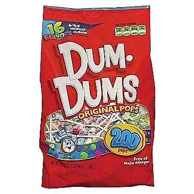 Dum-Dums® Lollipops, 2 lbs. Bag
