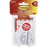 Command™ Adhesive Hooks, Small