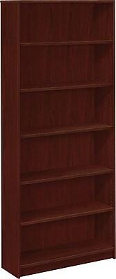 HON® 1870 Series Wood Laminate Bookcases - 6-Shelf 84