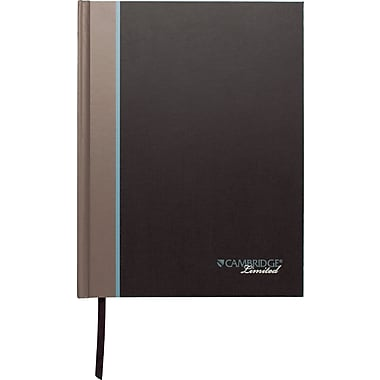Cambridge® Accents Ruled Notebook, 100 Sheets, 9-1/2