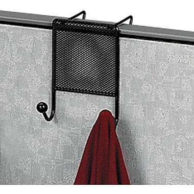 Fellowes® - Porte-manteaux à deux crochets Mesh Partition