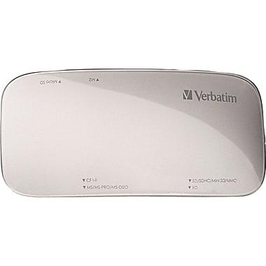 Verbatim® - Lecteur de cartes universel USB 3.0