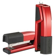 Stanley Bostitch® B777 Business Pro™ Antimicrobial Full Strip Stapler, 25 Sheet Capacity, Red