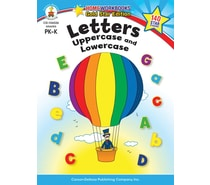 Letter Recognition & Early Reading Skills Books