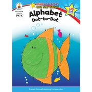 Carson-Dellosa Alphabet Resource Book, Grades PK - K
