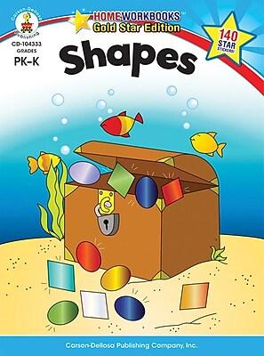 Carson-Dellosa Shapes Resource Book