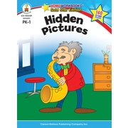 Carson-Dellosa Hidden Pictures Resource Book, Grade, PK - 1