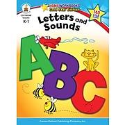 Carson-Dellosa Letters and Sounds Resource Book