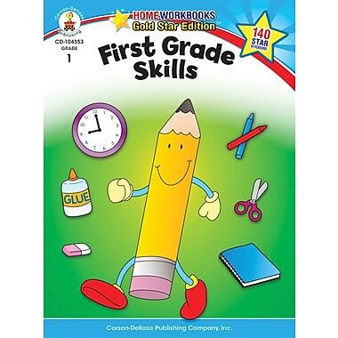 Carson-Dellosa First Grade Skills Resource Book