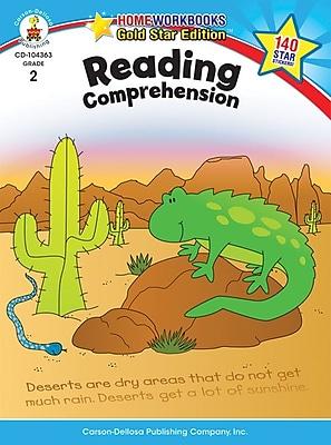 Carson-Dellosa Reading Comprehension Resource Book, Grade 2