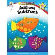 Carson-Dellosa Add and Subtract Resource Book, Grade 2