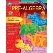 Carson-Dellosa Pre-Algebra Resource Book, Grade 6-8 (4323)