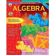 Carson-Dellosa Algebra Resource Book, Middle/High School