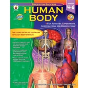 Carson-Dellosa Human Body Resource Book, Grades 4 - 6