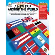 Carson-Dellosa A New Trip Around the World Resource Book