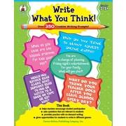 Carson-Dellosa Write What You Think! Resource Book