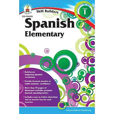 Carson-Dellosa Spanish I Resource Book, Grades K - 5