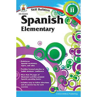 Carson-Dellosa Spanish II Resource Book, Grades K - 5