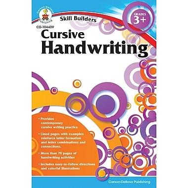 Carson-Dellosa Cursive Handwriting Resource Book