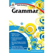 Carson-Dellosa Grammar Resource Book, Grade 5
