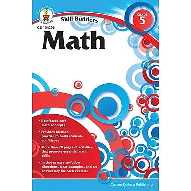 Carson-Dellosa Math Resource Book, Grade 5