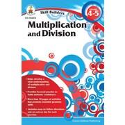 Carson-Dellosa Multiplication and Division Resource Book