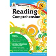 Carson-Dellosa Reading Comprehension Resource Book, Grade 5