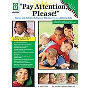 """Key Education """"Pay Attention, Please!""""? Resource Book"""