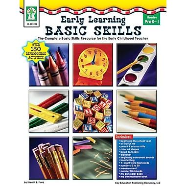 Key Education Early Learning Basic Skills Resource Book