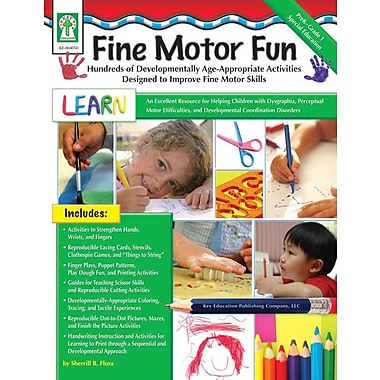 Key Education Fine Motor Fun Resource Book