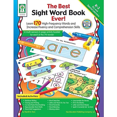 Key Education The Best Sight Word Book Ever! Resource Book