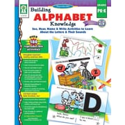 Key Education Building Alphabet Knowledge Resource Book