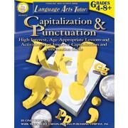 Mark Twain Language Arts Tutor: Capitalization and Punctuation Resource Book